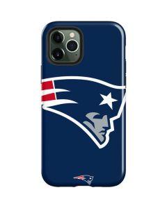 New England Patriots Large Logo iPhone 12 Pro Max Case