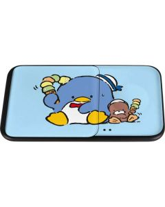 Tuxedosam and Friend with Ice Cream Wireless Charger Duo Skin