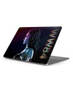 Wonder Woman Side Profile Apple MacBook Pro 16-inch Skin