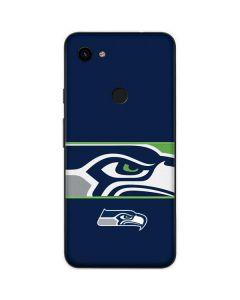 Seattle Seahawks Zone Block Google Pixel 3a Skin