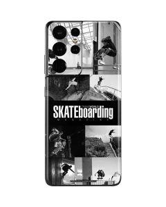 TransWorld SKATEboarding Magazine Galaxy S21 Ultra 5G Skin