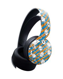 Mr Tickle Striped PULSE 3D Wireless Headset for PS5 Skin