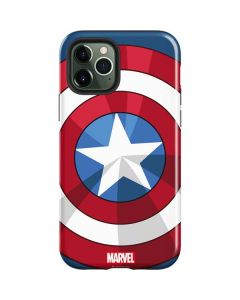 Captain America Emblem iPhone 12 Pro Max Case