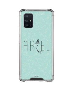 Ariel Daydreamer Galaxy A71 5G Clear Case
