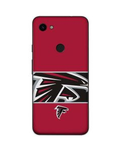 Atlanta Falcons Zone Block Google Pixel 3a Skin