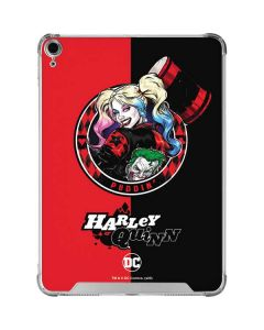 Harley Quinn Puddin iPad Air 10.9in (2020) Clear Case