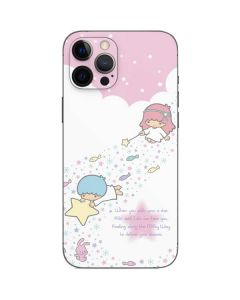 Little Twin Stars Wish Upon A Star iPhone 12 Pro Max Skin
