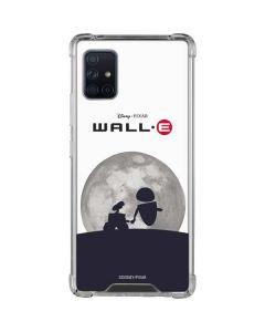 WALL-E Galaxy A51 5G Clear Case