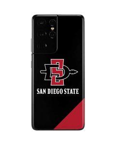 San Diego State Galaxy S21 Ultra 5G Skin