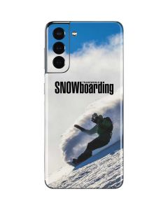 TransWorld SNOWboarding Rider Galaxy S21 5G Skin