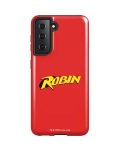 Robin Official Logo Galaxy S21 5G Case