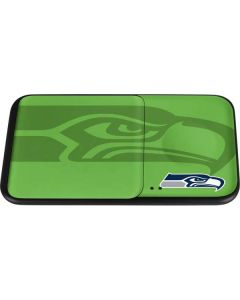 Seattle Seahawks Double Vision Wireless Charger Duo Skin