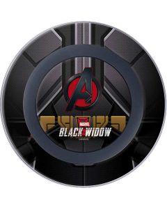 Avengers Black Widow Wireless Charger Skin