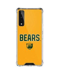 Bears LG Stylo 7 5G Clear Case