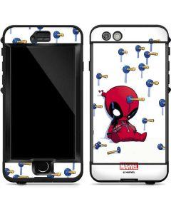 Baby Deadpool LifeProof Nuud iPhone Skin