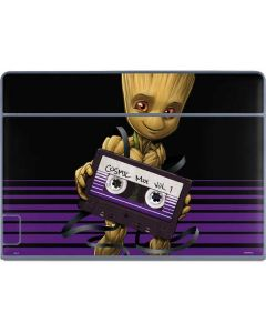 Baby Groot Galaxy Book Keyboard Folio 12in Skin