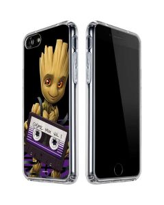 Baby Groot iPhone SE Clear Case