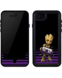 Baby Groot iPhone SE Waterproof Case