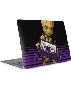 Baby Groot Apple MacBook Air Skin