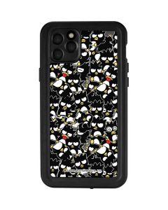Badtz Maru Cluster iPhone 11 Pro Max Waterproof Case
