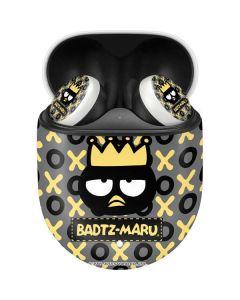 Badtz Maru Crown Google Pixel Buds Skin