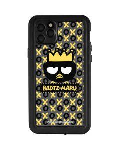 Badtz Maru Crown iPhone 11 Pro Max Waterproof Case