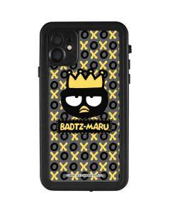Badtz Maru Crown iPhone 11 Waterproof Case