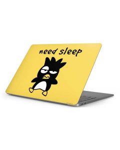 Badtz Maru Need Sleep Apple MacBook Pro 16-inch Skin