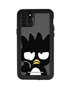 Badtz Maru Portrait iPhone 11 Pro Max Waterproof Case