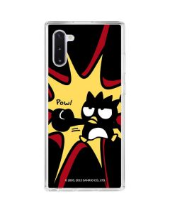 Badtz Maru Pow Galaxy Note 10 Clear Case
