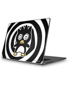 Badtz Maru Swirl Apple MacBook Pro 17-inch Skin