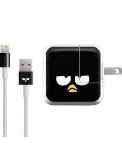Badtz Maru Up Close iPad Charger (10W USB) Skin