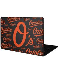 Baltimore Orioles - Cap Logo Blast Google Pixelbook Go Skin