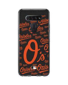 Baltimore Orioles - Cap Logo Blast LG K51/Q51 Clear Case