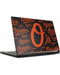 Baltimore Orioles - Cap Logo Blast MSI GS65 Stealth Laptop Skin