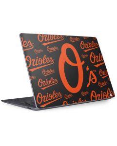 Baltimore Orioles - Cap Logo Blast Surface Laptop 3 13.5in Skin