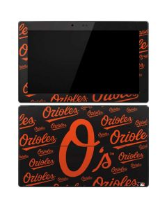 Baltimore Orioles - Cap Logo Blast Surface RT Skin
