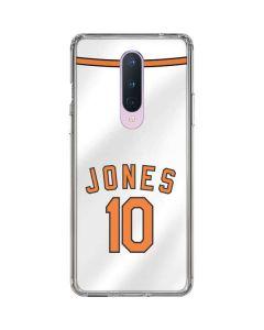 Baltimore Orioles Adam Jones #10 OnePlus 8 Clear Case