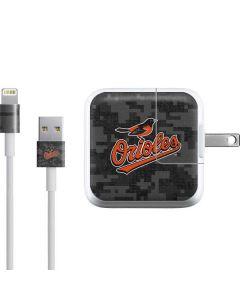 Baltimore Orioles Digi Camo iPad Charger (10W USB) Skin