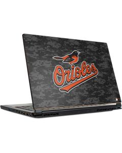 Baltimore Orioles Digi Camo MSI GS65 Stealth Laptop Skin