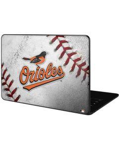 Baltimore Orioles Game Ball Google Pixelbook Go Skin