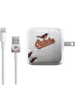 Baltimore Orioles Game Ball iPad Charger (10W USB) Skin