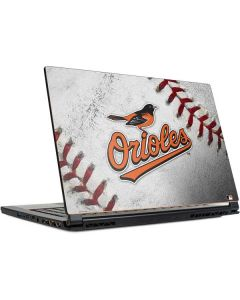 Baltimore Orioles Game Ball MSI GS65 Stealth Laptop Skin
