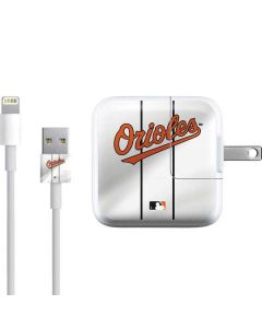 Baltimore Orioles Home Jersey iPad Charger (10W USB) Skin
