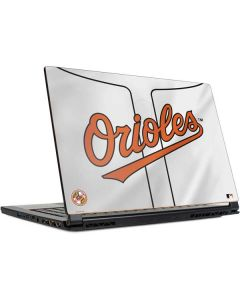 Baltimore Orioles Home Jersey MSI GS65 Stealth Laptop Skin