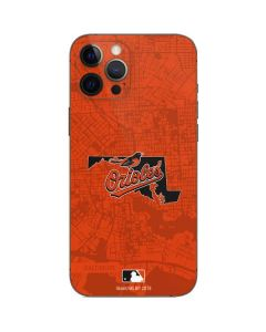 Baltimore Orioles Home Turf iPhone 12 Pro Max Skin