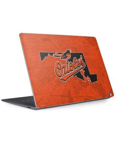 Baltimore Orioles Home Turf Surface Laptop 3 13.5in Skin