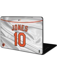 Baltimore Orioles Jones #10 Google Pixelbook Go Skin