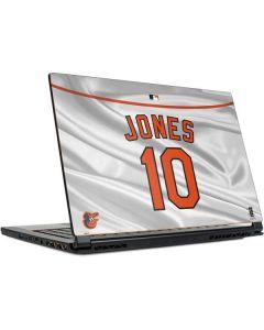 Baltimore Orioles Jones #10 MSI GS65 Stealth Laptop Skin