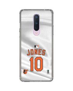 Baltimore Orioles Jones #10 OnePlus 8 Clear Case